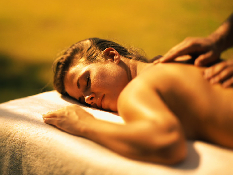 Фото массажа женщин 9 фотография